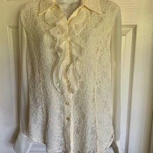 SALE❤️💜💚NWOT...COLDWATER CREEK blouse